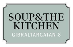 Soup & The Kitchen Gibraltargatan 8